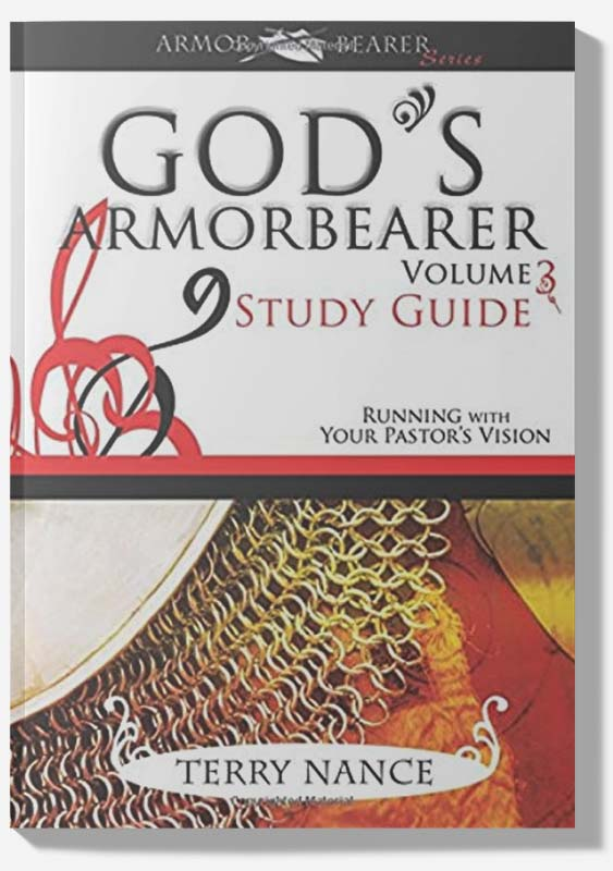 God's Armor Bearer Volume 3 Syudy Guide