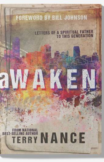 Awaken book by terry Nance