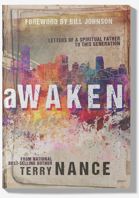 Awaken book by terry Nance
